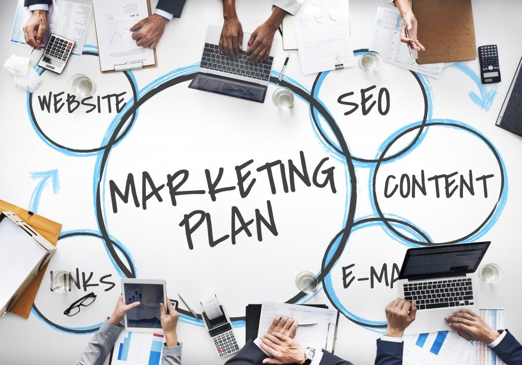 strategies under a marketing plan